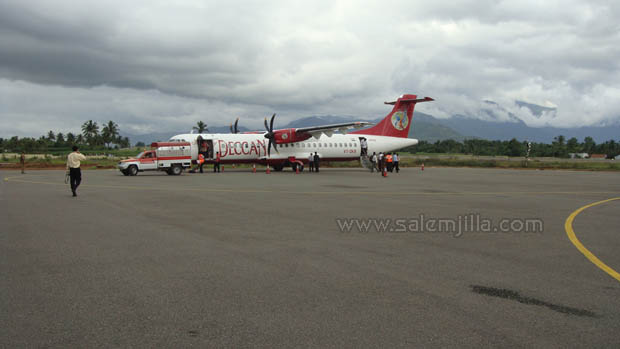 Salem airport expansion people vs government tamil news ...