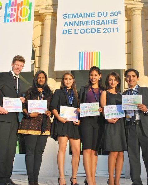OECD WINNERS Photo